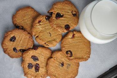 Die besten gesunden, knusprigen Kichererbsen-Kekse (Glutenfrei)