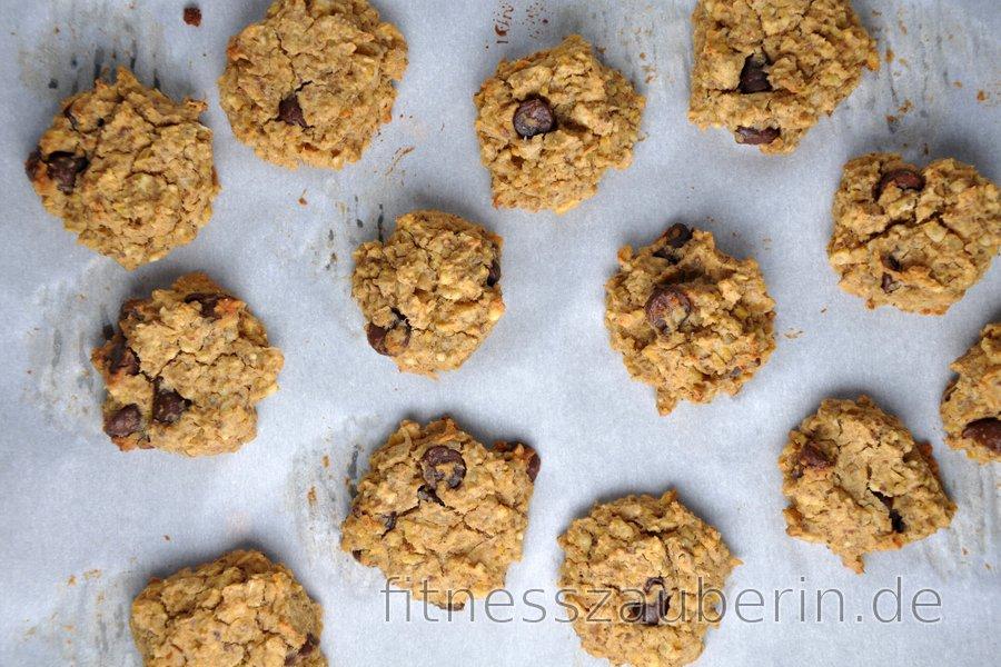 Weiche Kichererbsen-Kekse