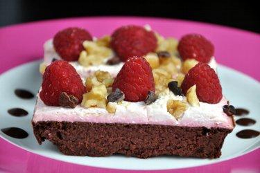 Kakaokuchen mit roter Bete (Glutenfrei)