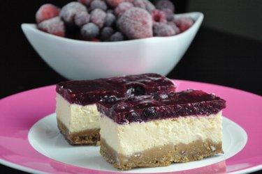 Fitness-Joghurt-Cheesecake (Gluten- und Zuckerfrei)