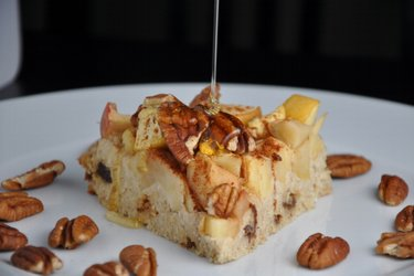 Apfel-Haferkuchen (Mehl- und Glutenfrei)