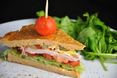 Gesundes Thunfisch-Sandwich (Glutenfrei)