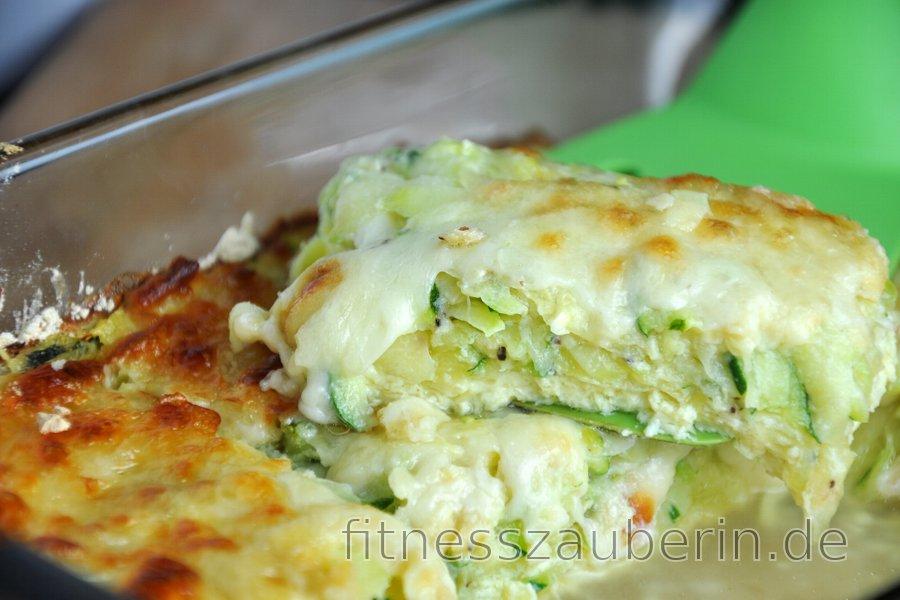 Köstlicher Zucchini-Auflauf