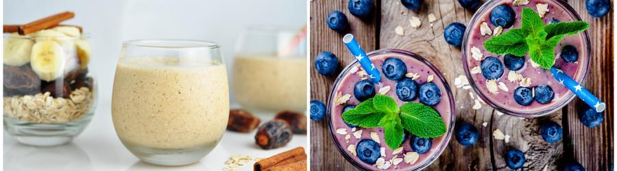 Rezepte für Proteinreiche Smoothies und Getränke