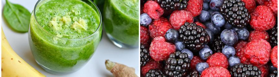 Rezepte für Low-Carb-Smoothies und -Getränke