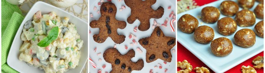 Proteinreiche Feiertags- und Weihnachtsrezepte