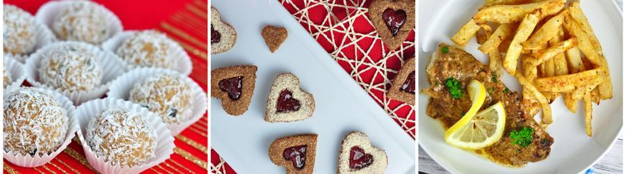 Kalorienarme Feiertags- und Weihnachtsrezepte