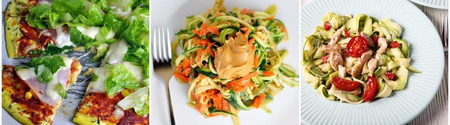 Zucchini-Rezepte mit niedrigem Kohlenhydratgehalt
