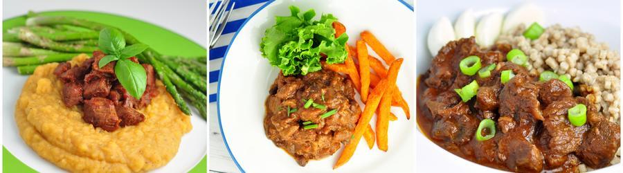 Fettarme Rezepte mit Rindfleisch