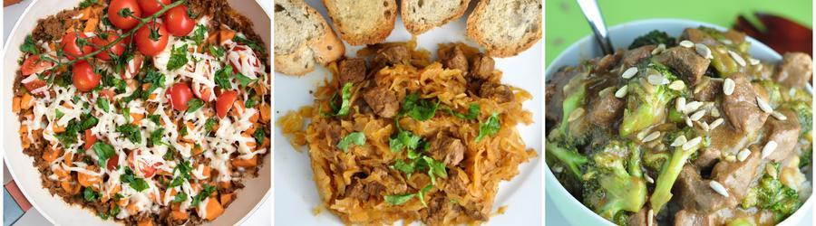 Low-Carb-Rezepte mit Rindfleisch