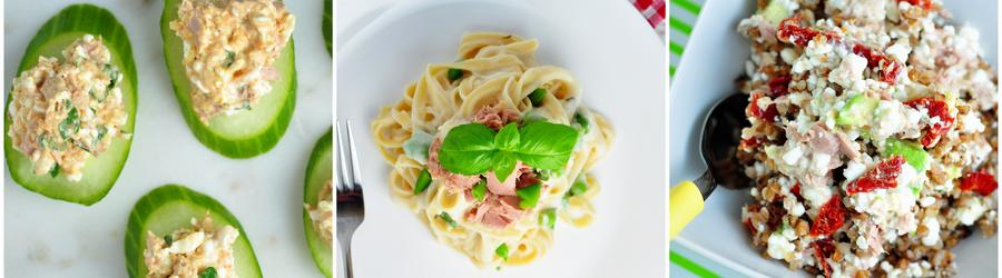 Fettarme Thunfisch-Rezepte