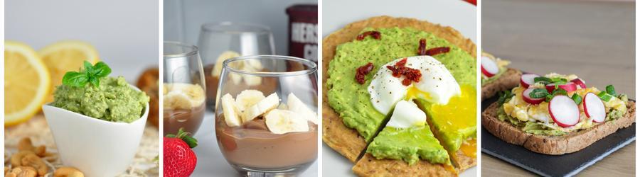 Kalorienarme Avocado-Rezepte für die Gewichtsabnahme