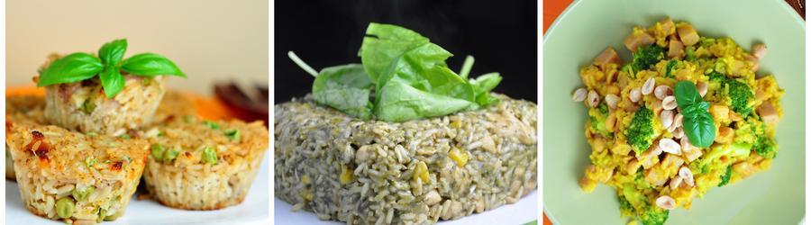 Low Carb Reis Rezepte