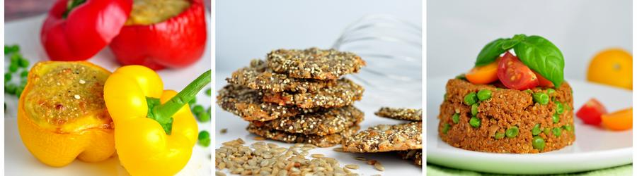 Quinoa-Rezepte mit niedrigem Kohlenhydratgehalt