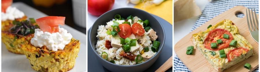 Tofu-Rezepte mit einem hohem Proteinanteil