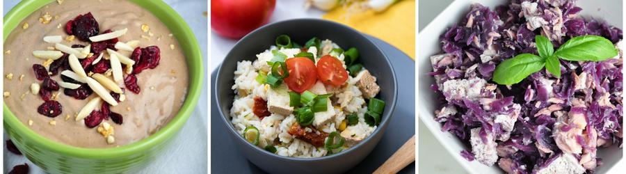 Glutenfreie Tofu-Rezepte