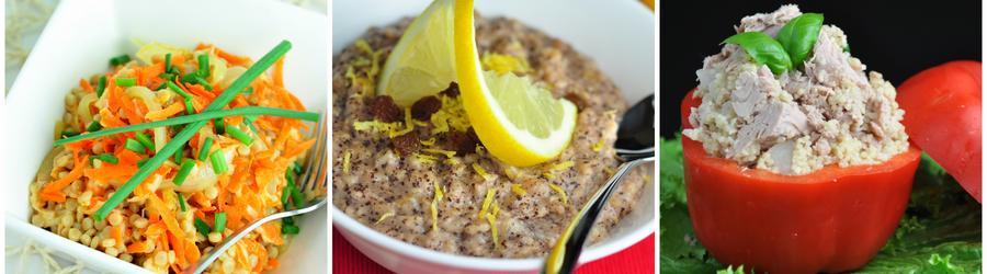 Kalorienarme Couscous-Rezepte zur Gewichtsabnahme