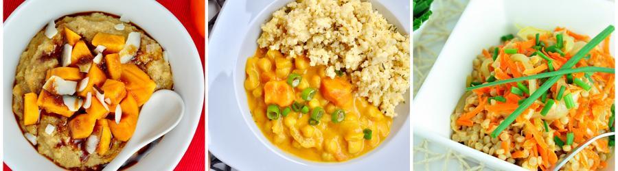 Gesunde Couscous-Rezepte für Veganer