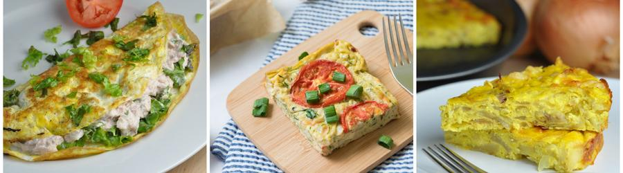 Kalorienarme Eierrezepte zur Gewichtsabnahme