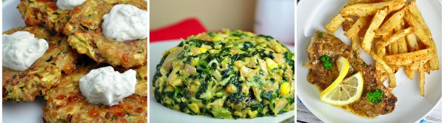 Low-Carb-Rezepte mit Gemüse