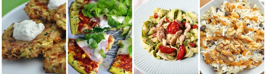 Gesunde Zucchini-Rezepte