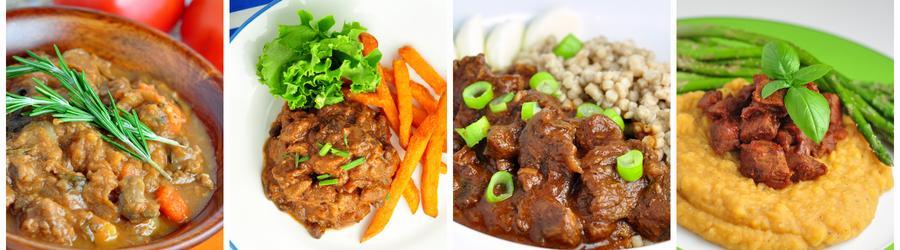 Einfache & gesunde Rindfleischrezepte