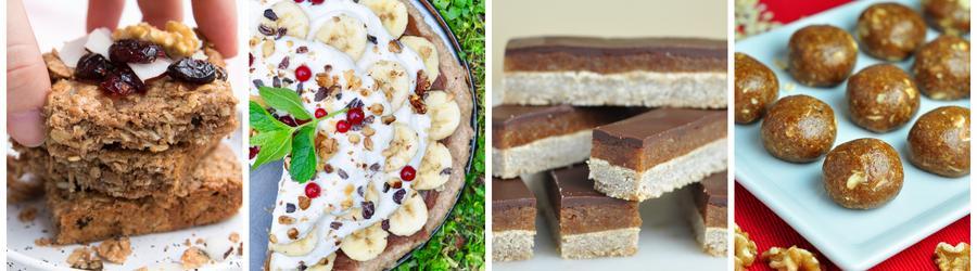 Gesunde & einfache Erdnussbutter-Rezepte
