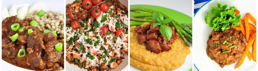 Gesunde Rindfleischrezepte zum Abend- und Mittagessen