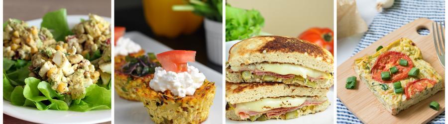Proteinreiche Fitness-Frühstücksrezepte