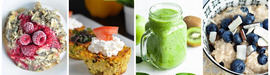 Kalorienarme Frühstücksrezepte zur Gewichtsabnahme