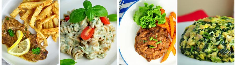 Proteinreiche Rezepte für Abend- und Mittagessen