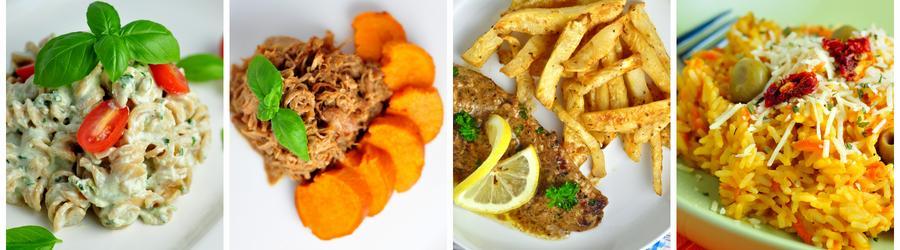 Kalorienarme Abend- und Mittagrezepte zur Gewichtsabnahme