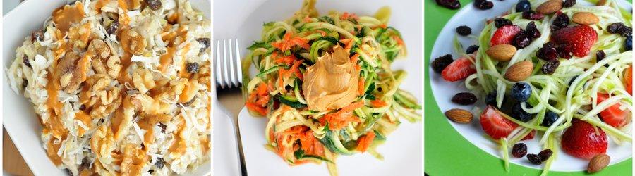 Gesunde Zucchinisalat-Rezepte