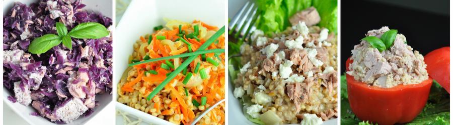 Gesunde Thunfischsalat-Rezepte